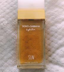 D&G Light blue Sun edt 100ml