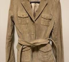 Prava kozna jakna