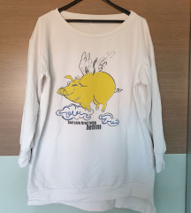 Duga majica svinjica