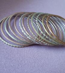 Metalne narukvice ringovi