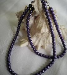 Ogrlica od umjetnih bisera