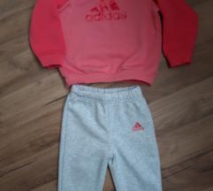 Original Adidas trenirka vel.9-12 mj