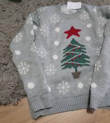 Božićni pulover-novo💫uključena pt.1💫