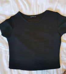 Kratka crna majica