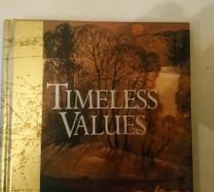 Poklon knjiga Timeless values