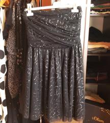 Zara šljokasta haljinica