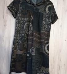 Šarena haljina L/XL 20 kn