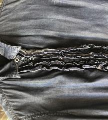 Pamucna kosulja, efekt jeans