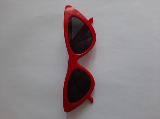 crvene nove cat eye mačkaste naočale