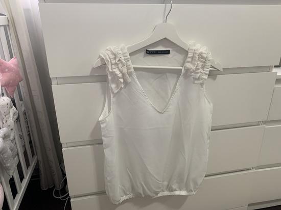 Zara bluza bijela