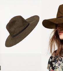 ZARA šešir sa širokim obodom, M