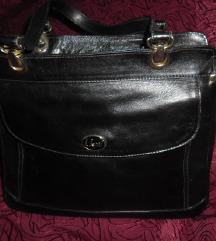 Retro talijanska kožna torba