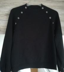 Mango crni pulover REZERVIRANO!!