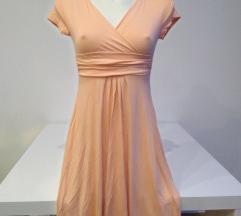 Nova haljina boje breskve mama