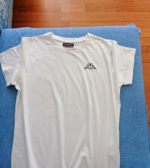 Kappa NOVA majica bijela logo tshirt sport fensi