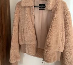 Kratka pinky teddy jaknica