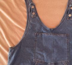 NOVO traper haljina na tregere