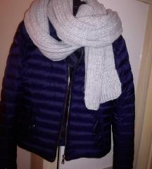 M/L Nova kolekcija,Zara jakna od guscjeg perja