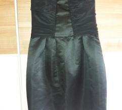 Mango mala crna haljina M-L