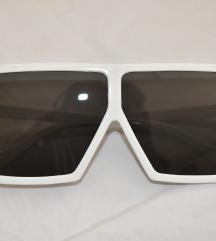 Glomazne bijele naočale (inspired by Designer)