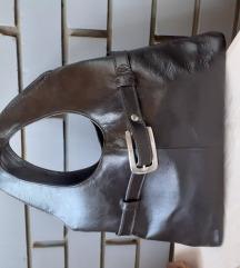 Vintage torba prava koza