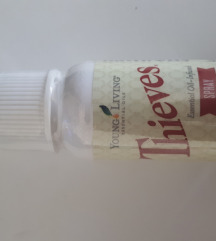 Young Living Thieves Sanitizer