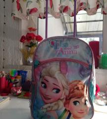 Frozen školska torba