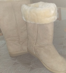 Čizme tople zimske