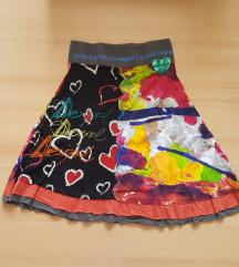 Desigual suknja XS