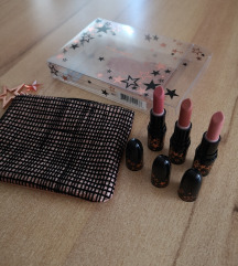 MAC set mini ruževa s torbicom