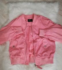 Boomber roza jakna 🅰 KCIJA