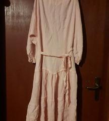 Ljetna haljina od indijskog platna