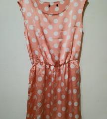 Točkasta ljetna haljina