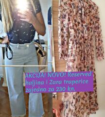 AKCIJA‼️ Zara traperice i haljina za 230 kn.
