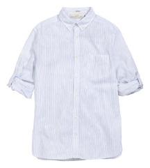 H&m prugasta košulja vel XL