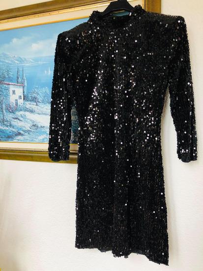 Haljina s ljuskicama - Zara /M