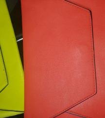 Zara torbice (1+1 poklanjam)  žuta narančasta