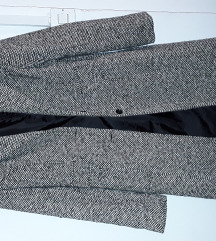 Crno-sivi kaput