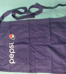 Pepsi plava pregača