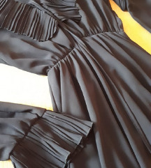 Snižena Crna haljina L/XL/2XL