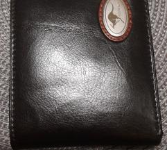 Muški novčanik od prave kože