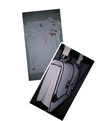 LOT torbica + adidas majica AKCIJA