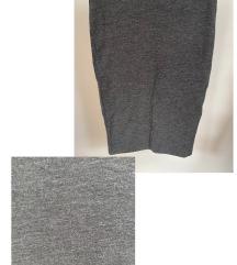Siva uska suknja