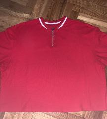 H&m crvena majica kratkih rukava