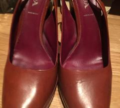 Prada konjak cipele
