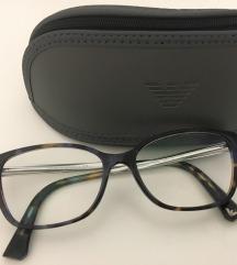 Emporio Armani dioptrijske naočale NOVE