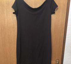 MANGO crna haljina NOVO