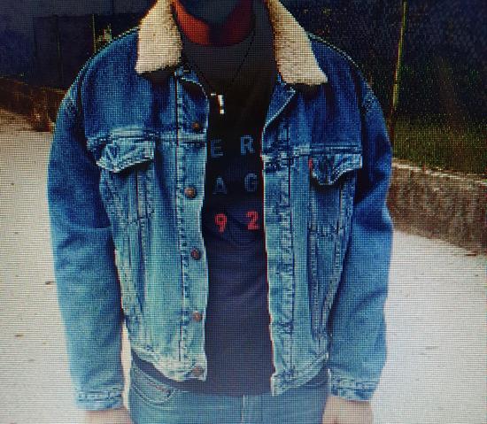 Levis traper jakna