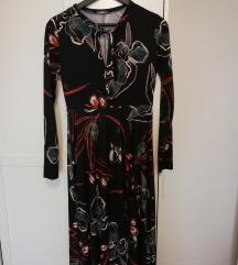 Zara cvijetne haljina