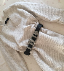 ZARA dugi vuneni džemper